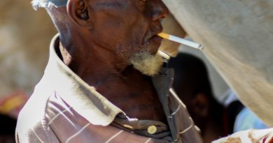 Smoking in Burundi
